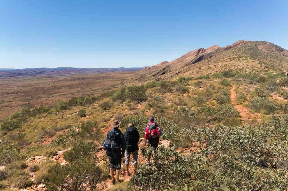 Venture Thrill_Best Hiking Trails at Alice Springs Australia