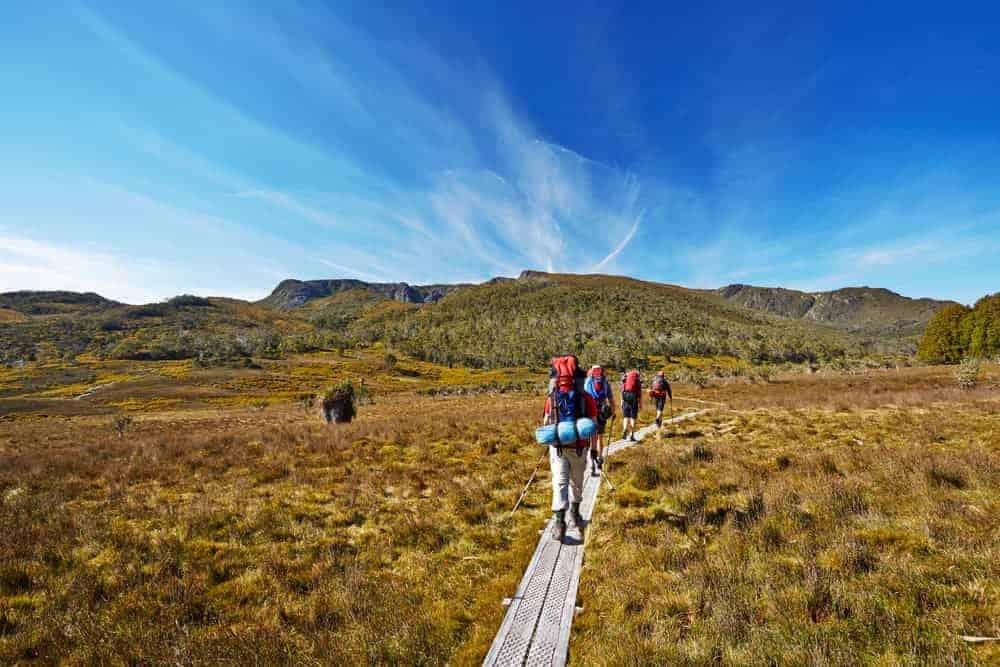 Venture Thrill_Best Hiking Trails at Overland Track Australia