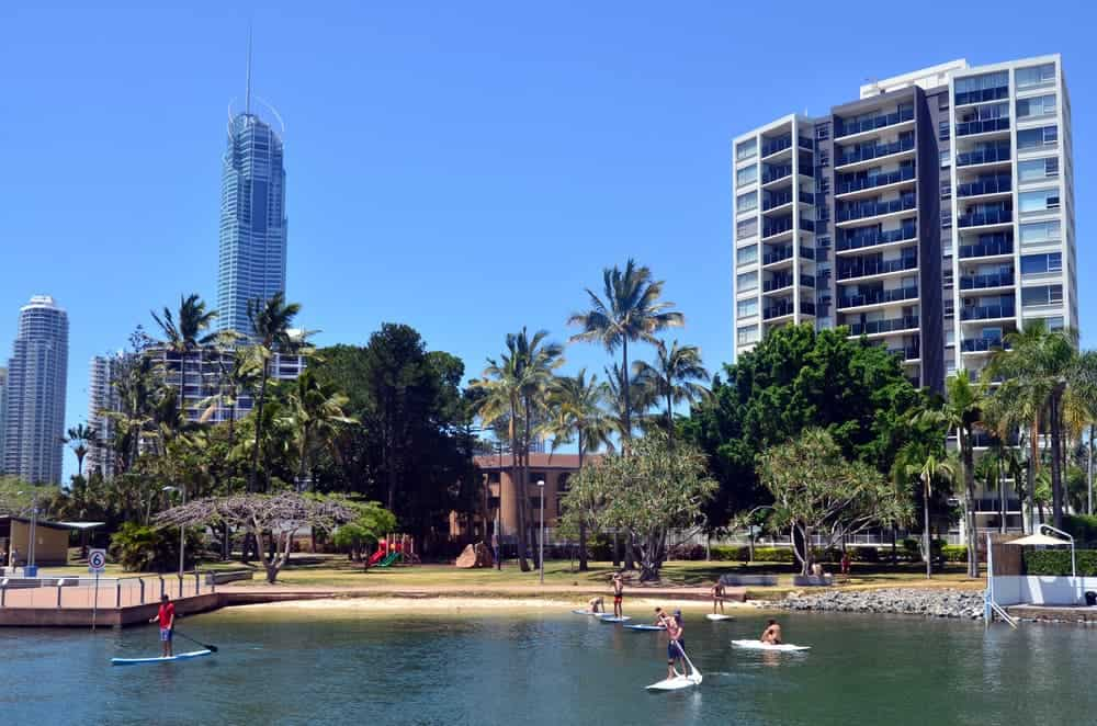 Venture Thrill_Gold Coast Water Activities Paddleboarding