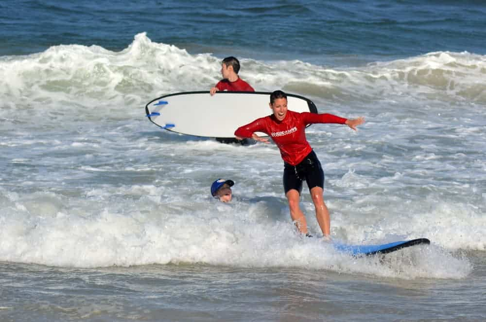 Venture Thrill_Gold Coast Water Activities Surfing