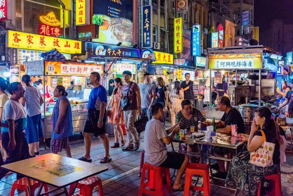Venture Thrill_Best Street Food Markets to Visit in Taiwan