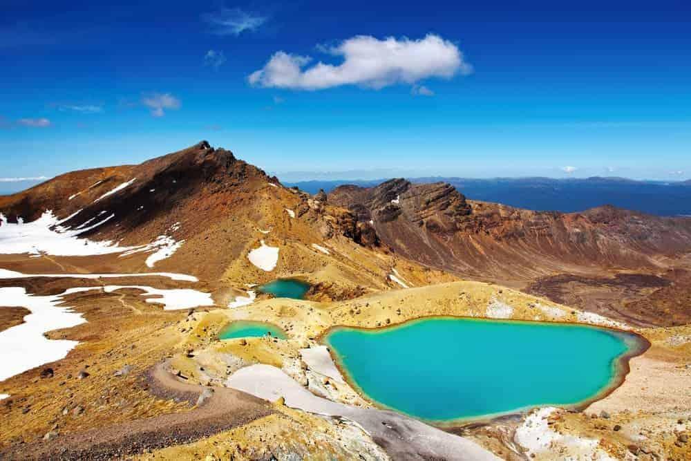 Venture Thrill_Best Hiking Trails in New Zealand Tongariro
