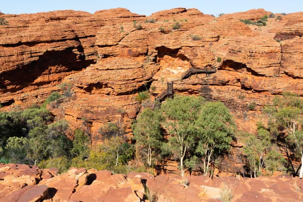Venture Thrill_Single-Day Hikes in Australia Kings Canyon