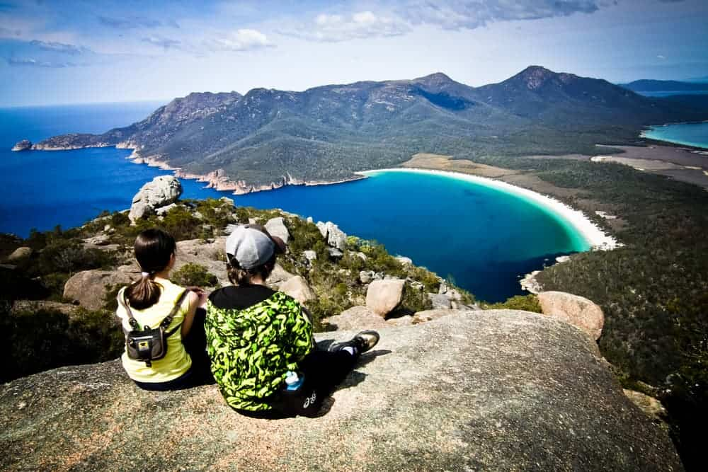 Venture Thrill_Single-Day Hikes in Australia Wineglass Bay