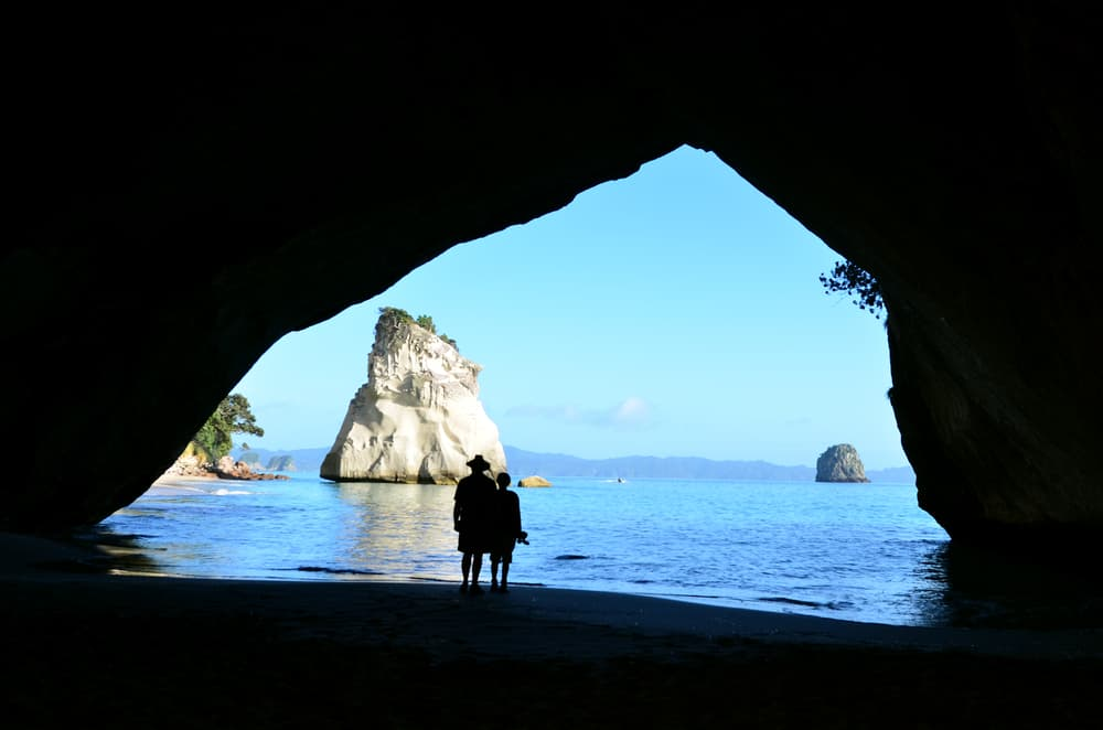 Venture Thrill_Best Sites for Snorkelling in New Zealand Cathedral Cove
