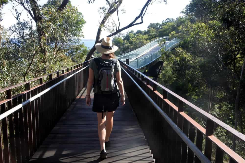 Venture Thrill_Urban Hiking in Australia at Kings Park Perth