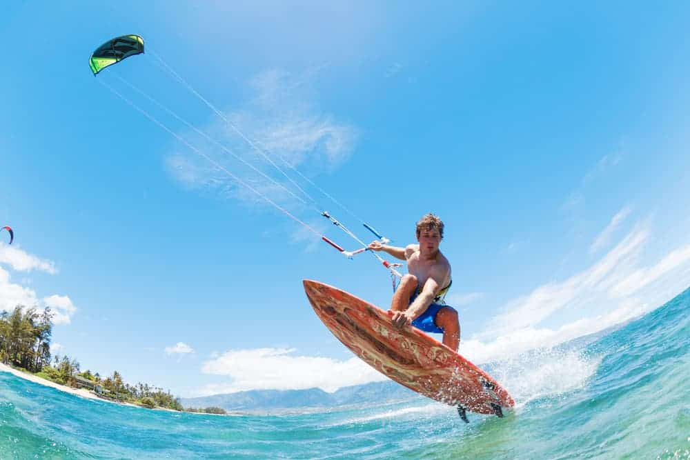 Venture Thrill_Kitesurfing in Australia