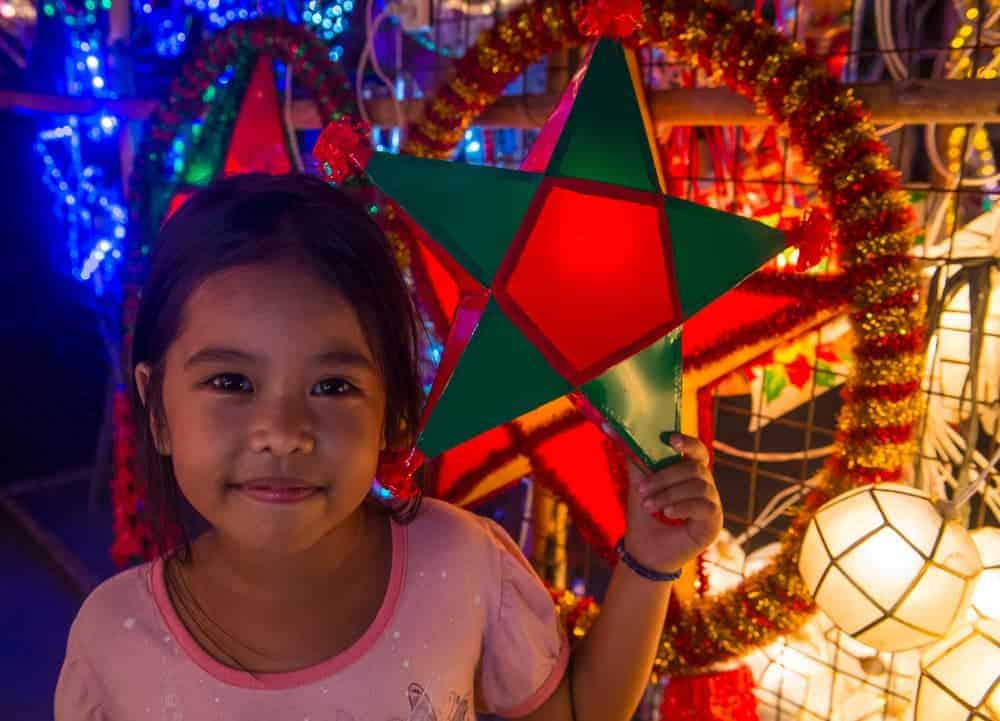 Venture Thrill_Christmas in the Philippines with Lanterns