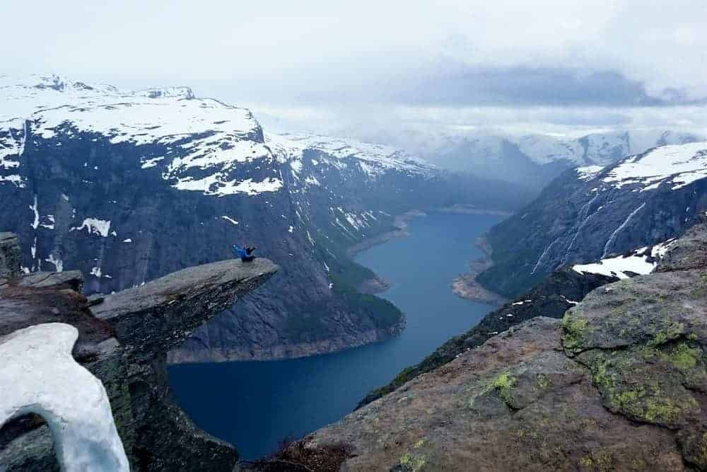 Venture Thrill_Best Hikes in Norway Trolltunga
