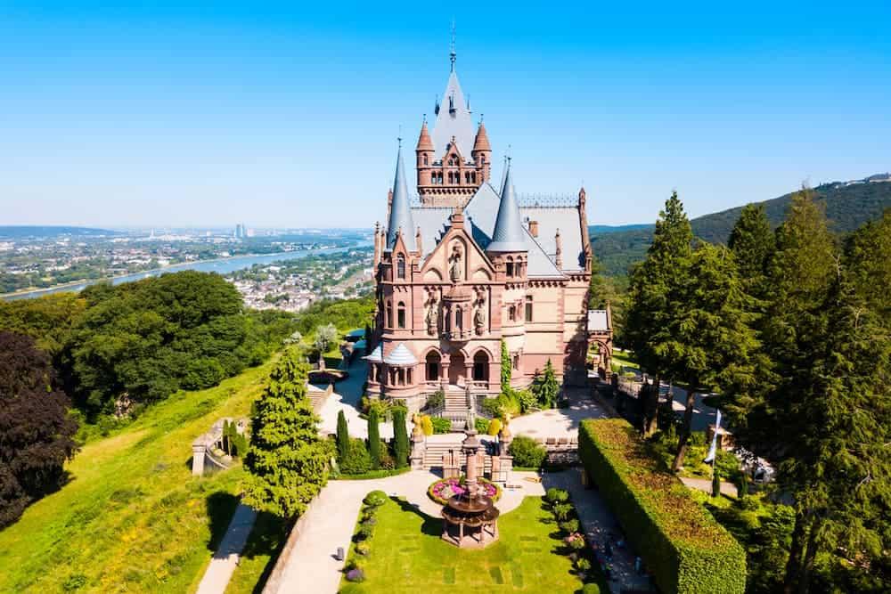Venture Thrill_Hiking in Germany Drachenburg Castle