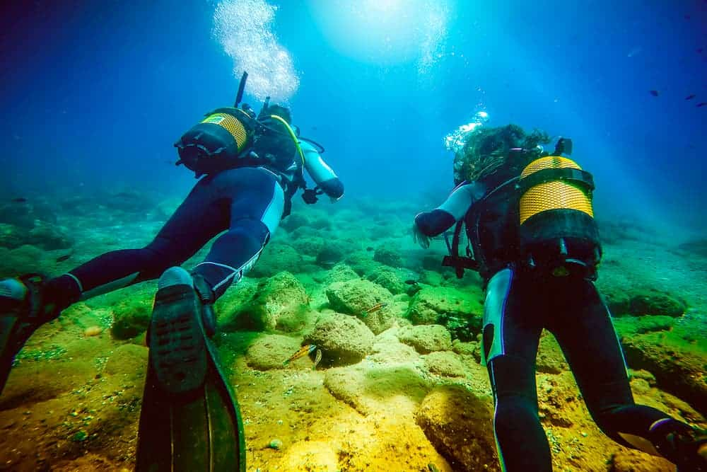 Venture Thrill_Scuba Diving Safety Habits