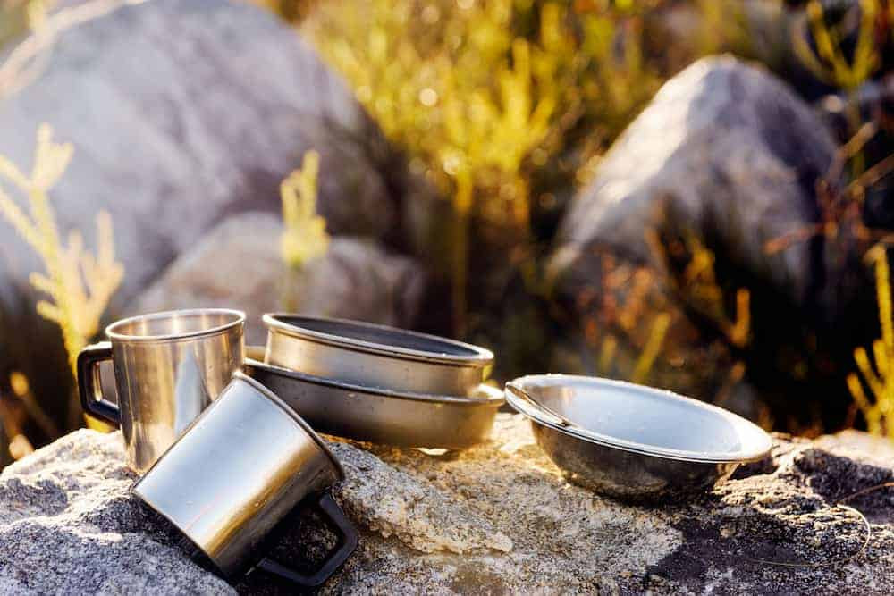 Venture Thrill_Match Your Cookware with Your Food for Camping