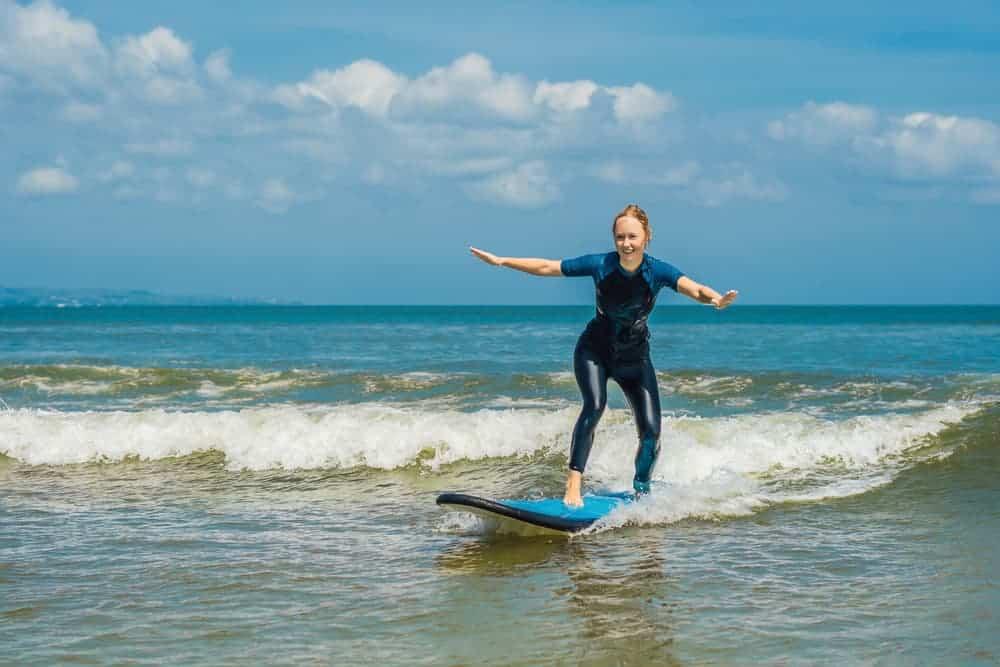 Venture Thrill_Beginner Surfing in Australia During Winter